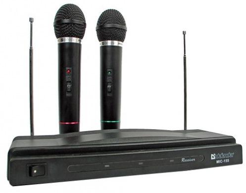 Микрофон Defender MIC-155 (набор - 2шт)