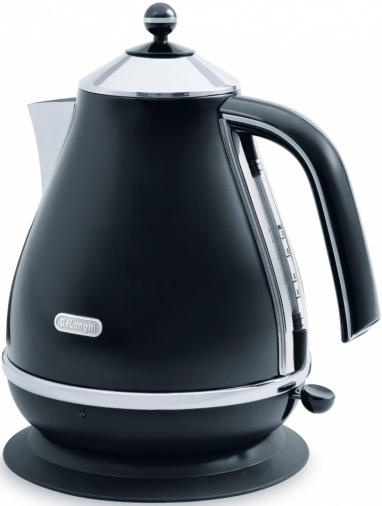 Чайник Delonghi KBO 2001 Black