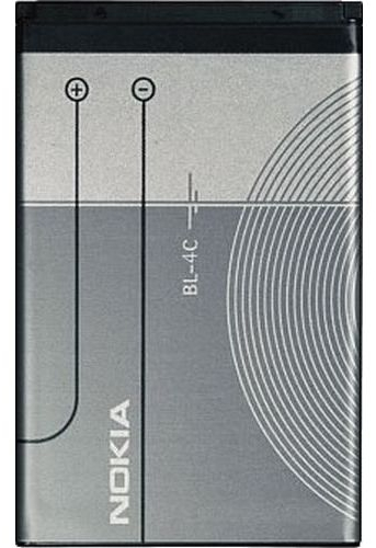 Акумулятор Nokia BL-4C