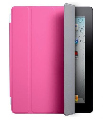 Чехол Apple iPad Smart Cover Pink