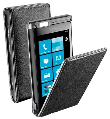 Чехол Flap Essential Lumia N800 Black