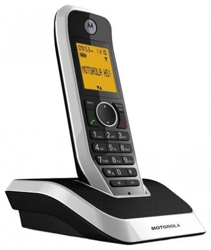 Радіотелефон Motorola S2001