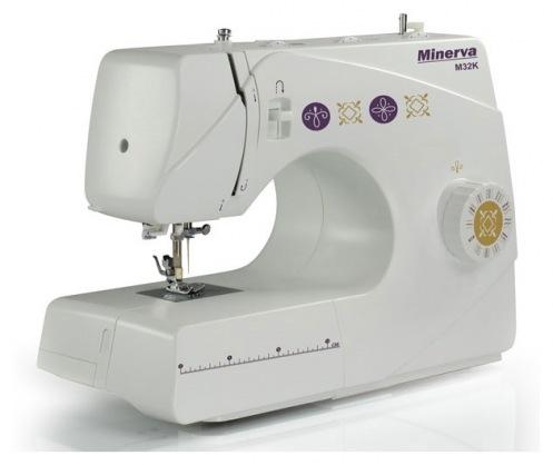 Швейная машина MINERVA 32K