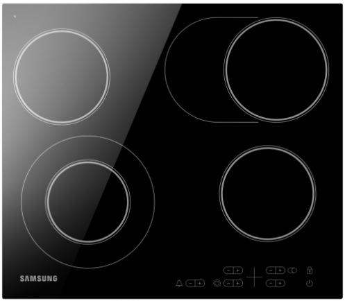 Поверхность независимая керамическая Samsung CTR364EC01/BWT