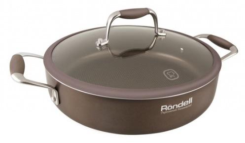 Сотейник RONDELL RDA 282 з/кр26 см Mocco