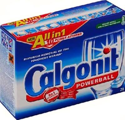 Порошок Calgonit для посудомийних машин 1 кг