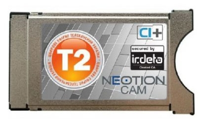 CAM модуль DVB-T2 Neotion Irdeto Cloaked CI +