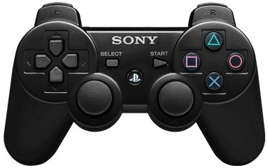 Геймпад Sixaxis Dualshock PS3