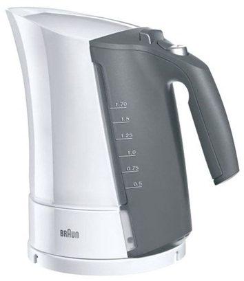 Чайник Braun WK 300 білий