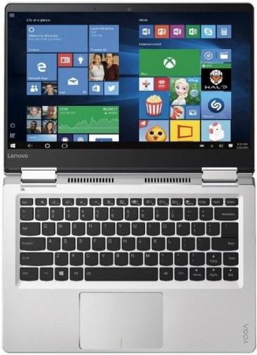 Ноутбук Lenovo Yoga 710 Silver (80V40033RA)