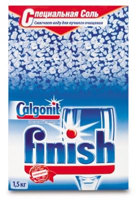 Сіль Calgonit для посудомийних машин 1,5 кг