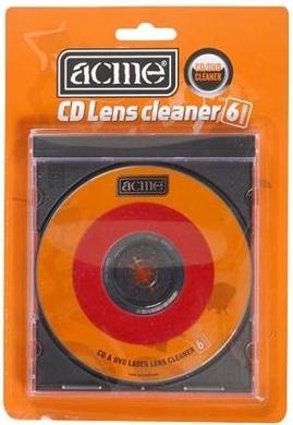 Чистящийдиск Acme  CD/CD-ROM сухая очистка