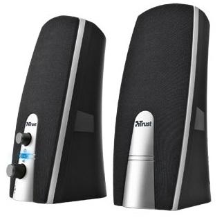 Колонки 2.0 Trust MiLa 2.0 Speaker Set