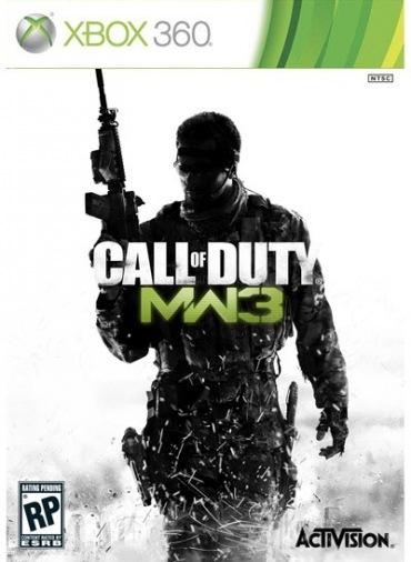 Игра Xbox 360 Call of Duty: Modern Warfare 3