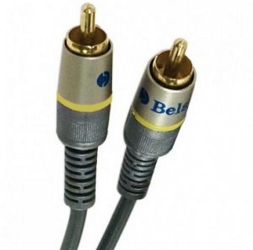 Кабель BELSIS BW1581 RCA-RCA 1m