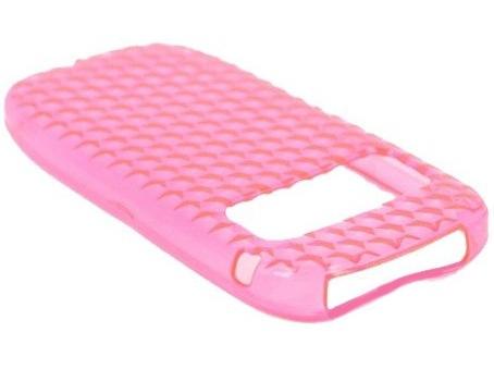 Чохол GlobalCase для Nokia C7 (рожевий)