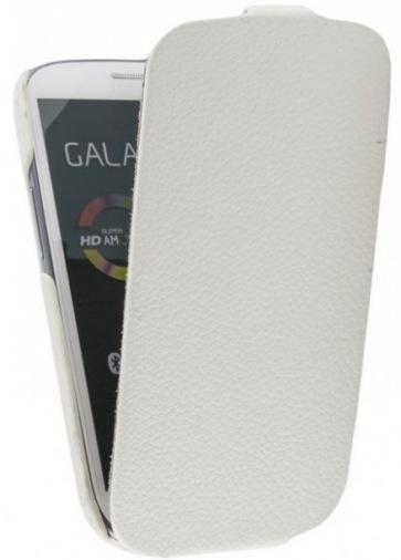 Чехол з флипом Samsung Galaxy SІІІ белый