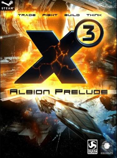 Гра PC X3 Albion Prelude