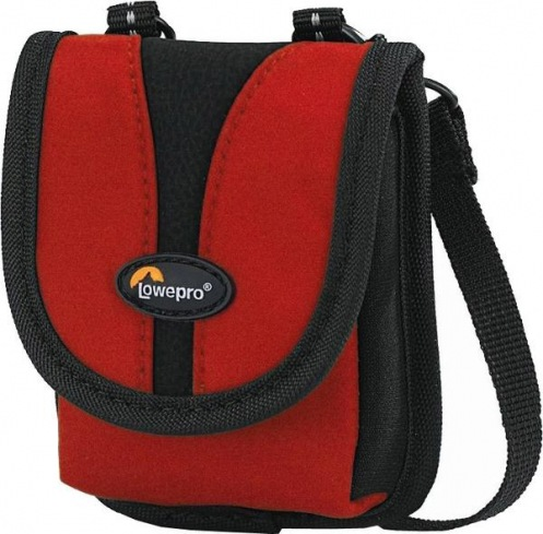 Сумка для фотоаппарата Lowepro Rezo 10 Red