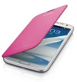 Фліп чохол Samsung EFC-1J9FPEGSTD purple