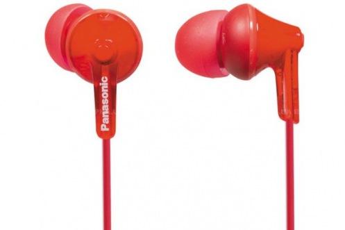 Навушники PANASONIC RP-HJE125E-R