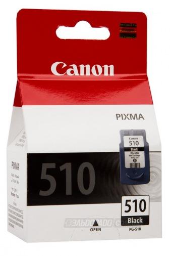 Картридж струменевий CANON (PG-510bk)