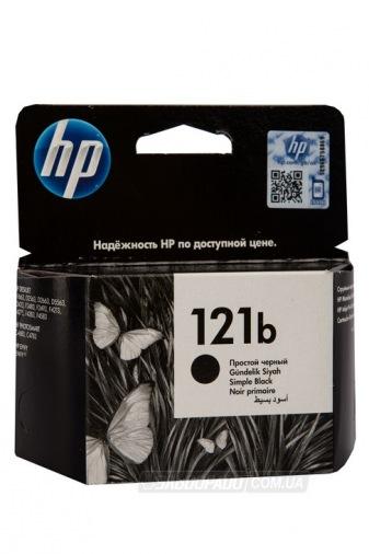 Картридж HP №121 (CC636HEbl)