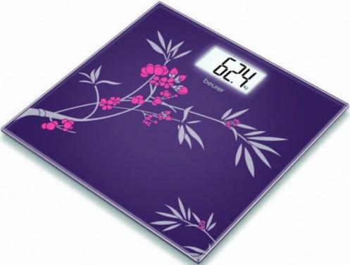 Ваги підлогові електронні Beurer GS 207 Spring