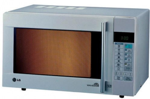 Микроволновая печь LG MC 7844 NRS