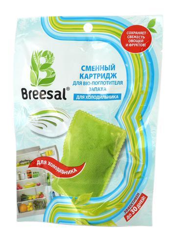 Breesal Біо Нейтрализатор запаха для холодильника