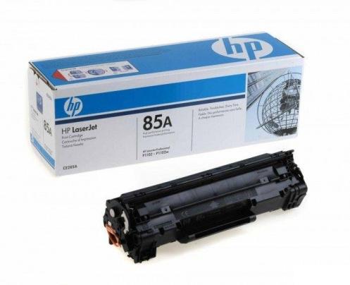 Картридж HP Laser Jet P1102/1102w black (CE285A)