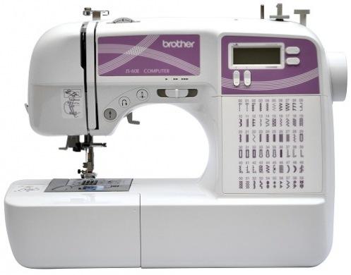 Швейная машина компьютеризированная Brother JS 60