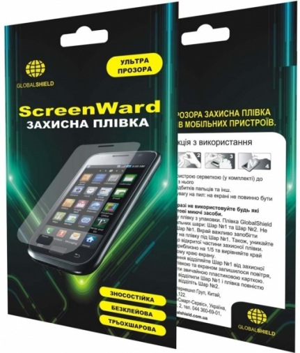 Пленка защитная для Sony Xperia Solo (MT27i) (GlobalShield)