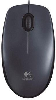 Мышь Logitech M90 Dark