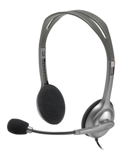 Навушники Logitech Stereo Headset H110