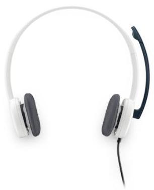 Наушники+микрофон Logitech Stereo Headset H150