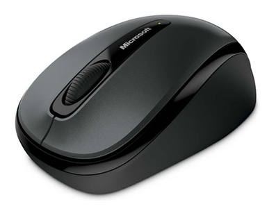 Миша Microsoft Mobile 3500 WL Black (GMF-00292)