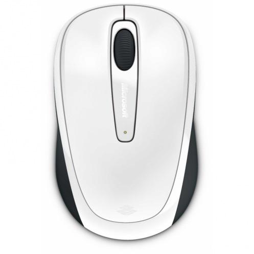 Миша Microsoft Mobile 3500 WL White (GMF-00294)