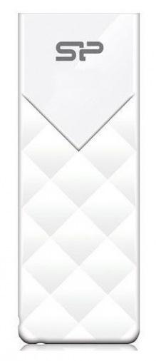 Флешка 16G Silicon Power Ultima U03 White (SP016GBUF2U03V1W)