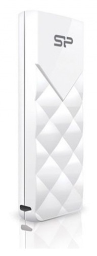 Накопитель USB 64Gb Silicon Power Ultima U03 White