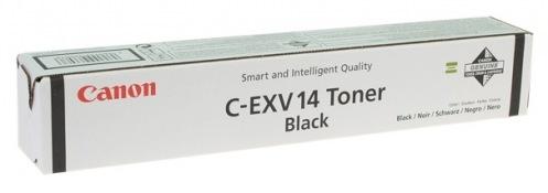 Тонер Canon C-EXV14 Black (0384B006)