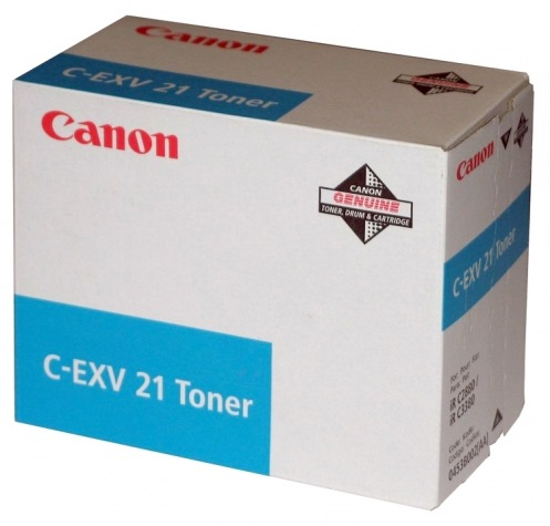 Тонер Canon C-EXV21 Cyan iRC2880 (0453B002)