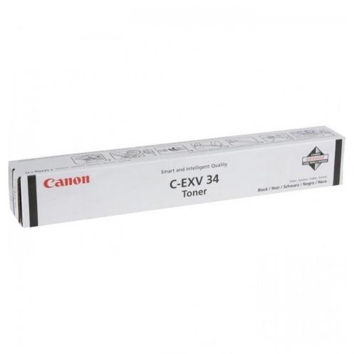 Тонер Canon C-EXV34 Black iRC2020/ 2030 (3782B002AA)