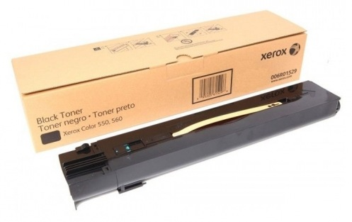 Тонер картридж Xerox Color 550/ 560 Black (006R01529)