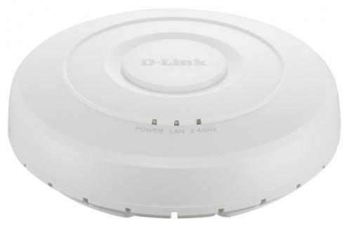 Точка доступа Wi-Fi D-Link DWL-2600AP/A1A/PC 802.11n, PoE, Plastic Case