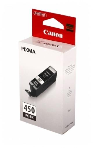 Чернильница Canon PGI-450Bk PIXMA MG5440/MG6340 (6499B001)