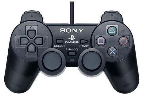 Геймпад Sony (Black) PS2