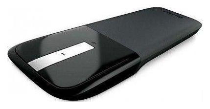 Мышь Microsoft Wireless ARC Touch Black V2 (RVF-00056)