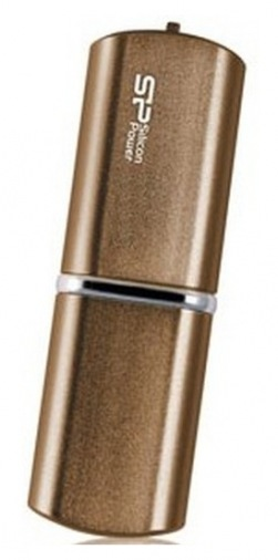 Накопитель USB 16G Silicon Power LuxMini 720 Bronze (SP016GBUF2720V1Z)