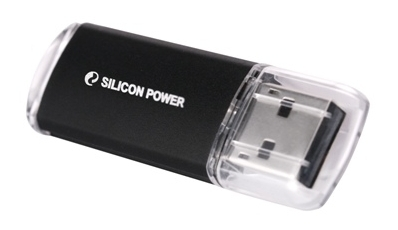 Накопитель USB 16Gb SiliconPower UltimaII I-series Black (SP016GBUF2M01V1K)